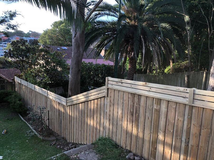 Wooden Fencing Experts Sydney