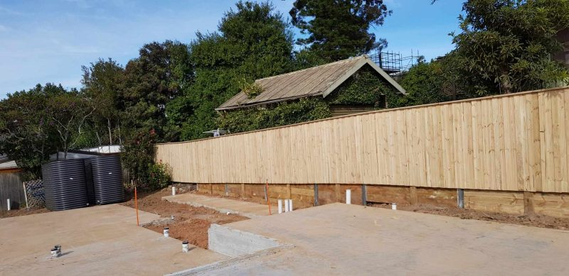 Timber Fencing Sydney North Shore