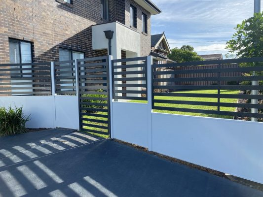 Slat Fencing Services