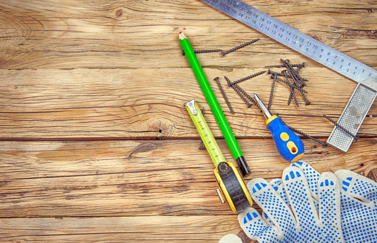 tradesmen tools