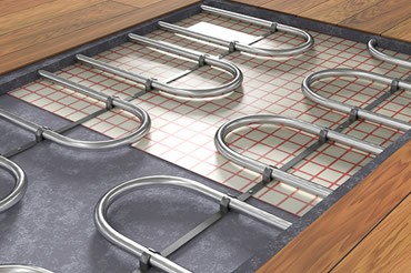 under floor heating services sydney